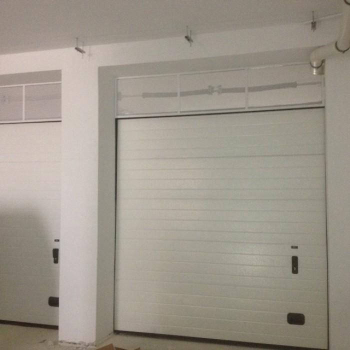 Ben Malta Ltd Insulated Overhead Sectional Garage Door