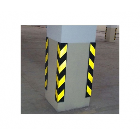 Fluorescent corner guards